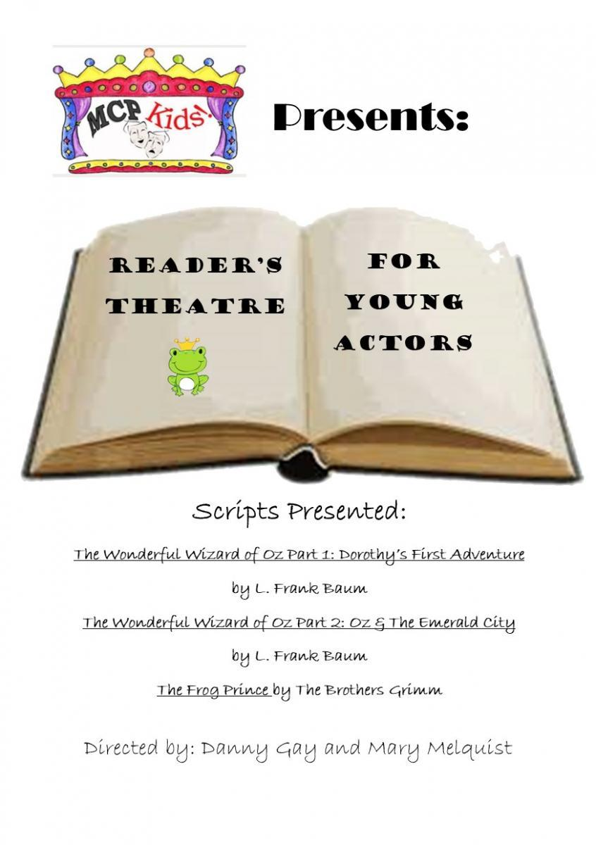 RT for Young Actors Program