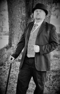 John Blanchette as Robert Southey Burke rs